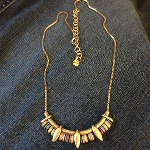 Stella & Dot Wanderer Necklace